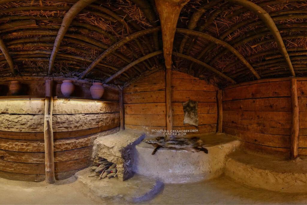 7 Средновековен селски дом